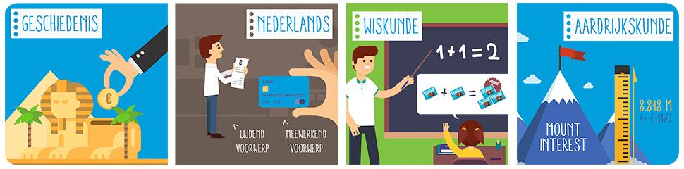 Financiële educatie in jouw les? (onderzoek door KU Leuven en Universiteit Antwerpen i.s.m. Wikifin.be)